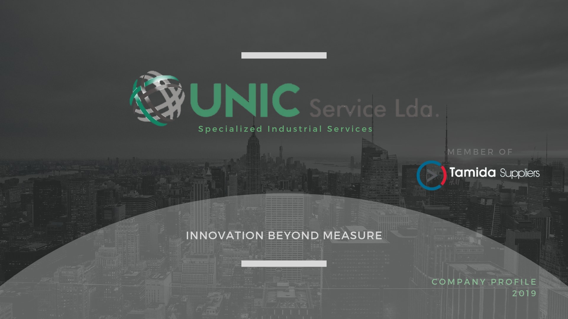 Unic service company profile Kiyanda tec | Marketing digital Maputo